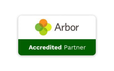 Coretek are now an Arbor Accredited Partner!