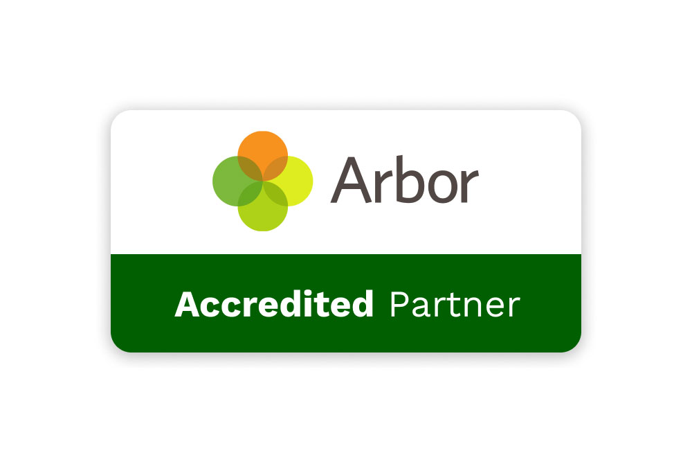 Coretek are now an Arbor Accredited Partner!