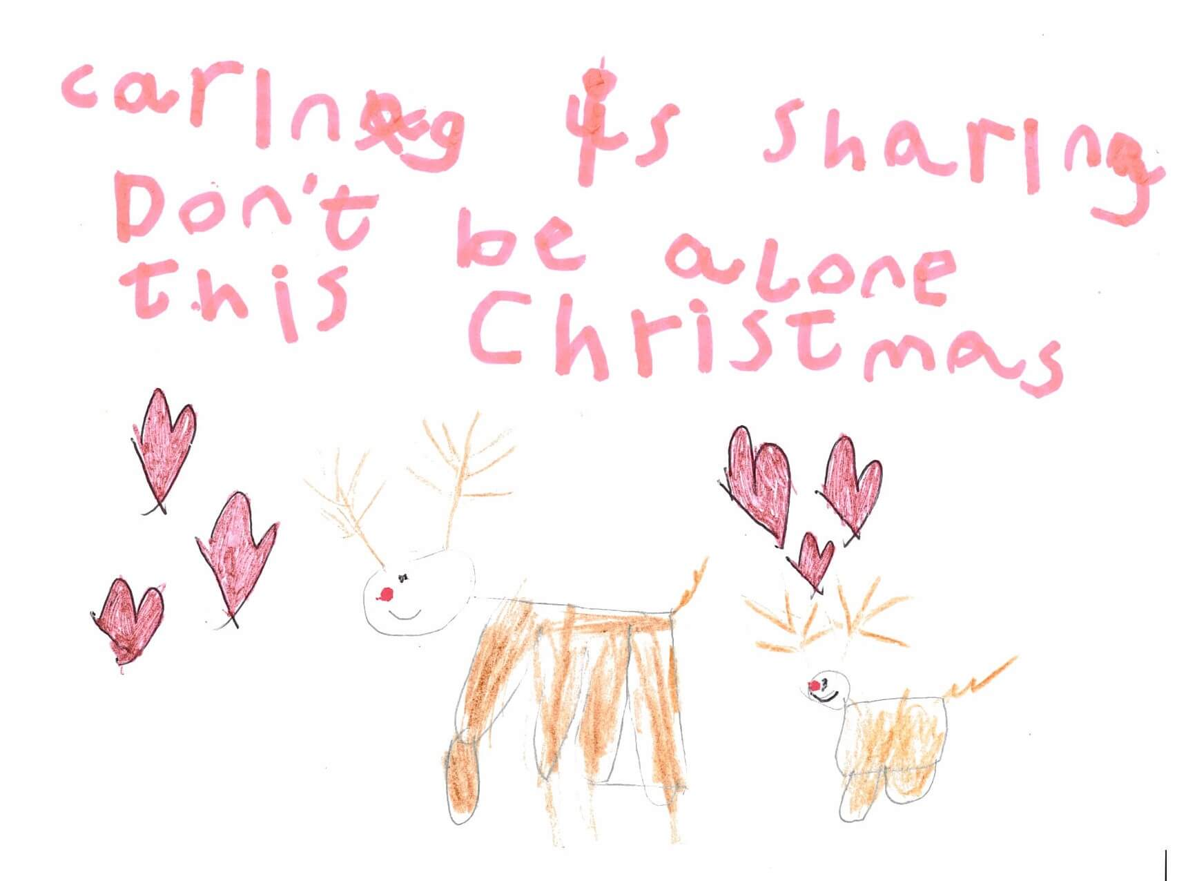 Our great Christmas Card Competition designed by year 1 pupils!