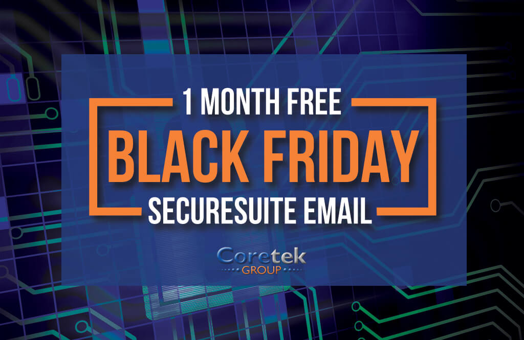 Get 1 month of SecureSuite Email completely FREE this week!