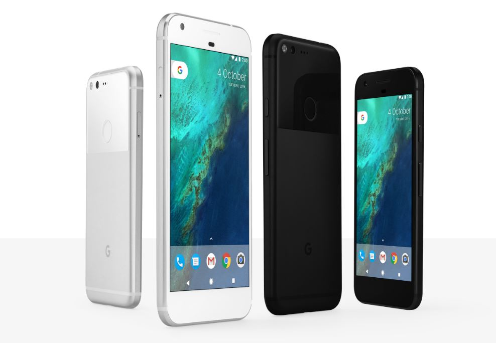 Google Pixel, the new smartphone by Google