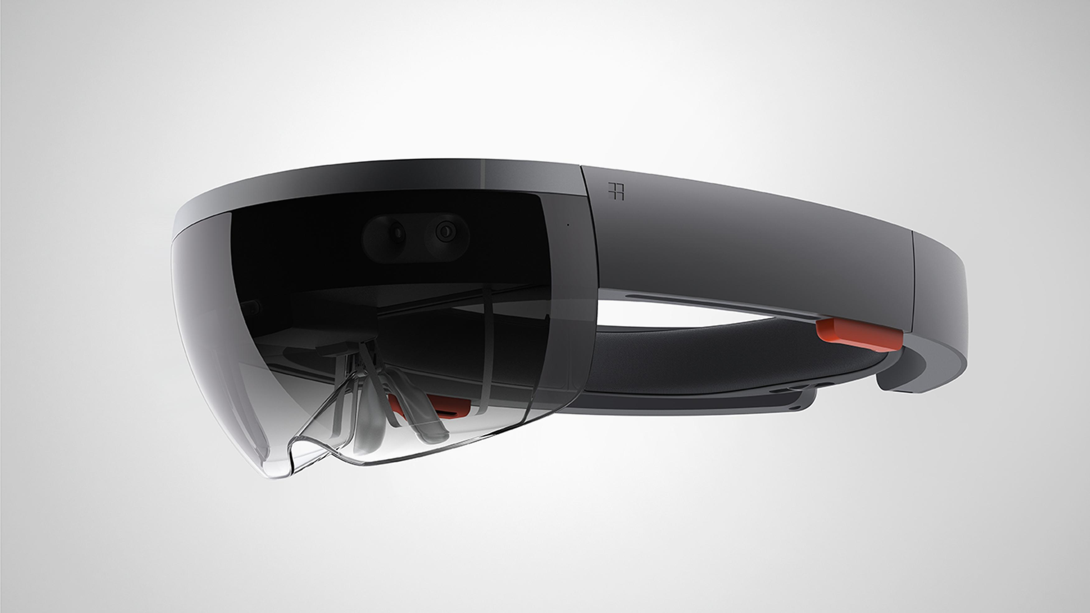 Introducing the first ever Microsoft HoloLens