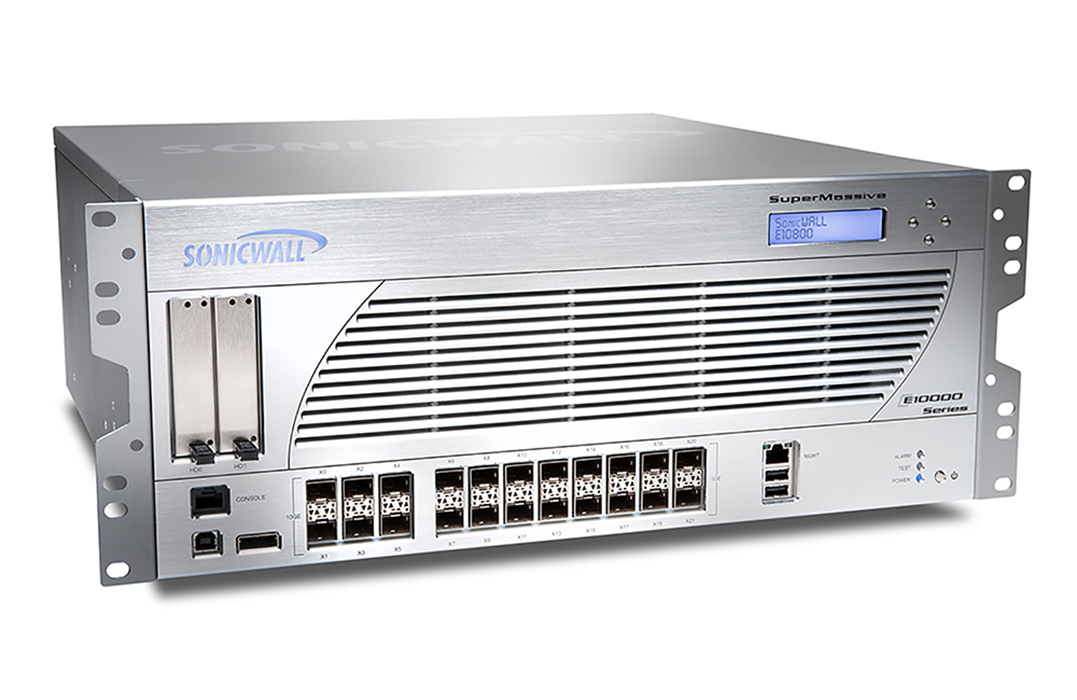 Dell SonicWALL SuperMassive beats the competition!