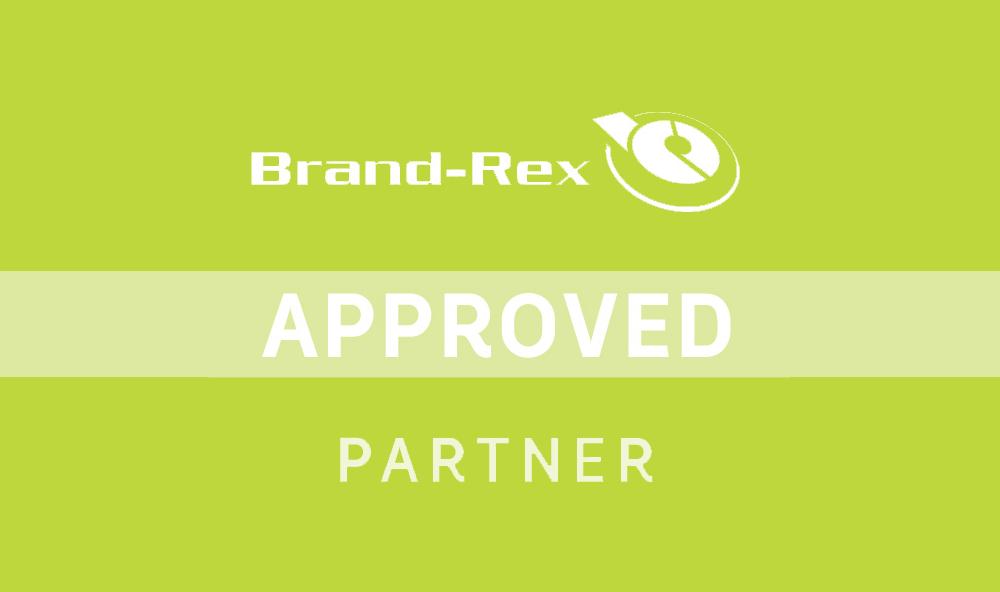 Brand-Rex Certified!