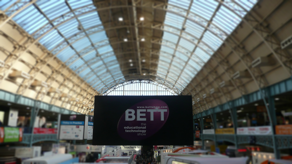 What Coretek made of The BETT Show 2017!