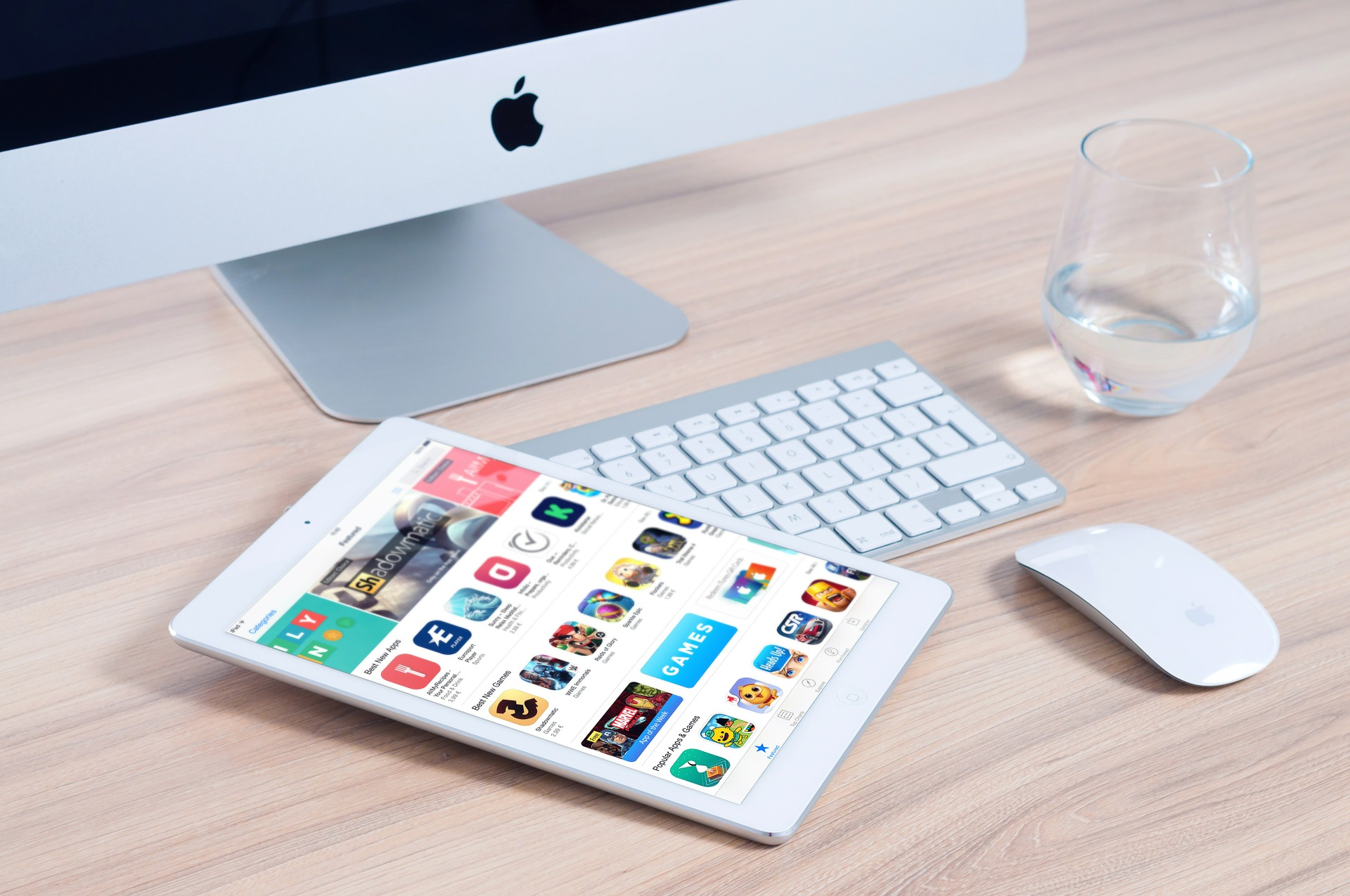 A complete list of iPad apps for education